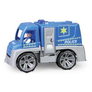 TRUXX Polizei mit Zubehör, Versandkarton
