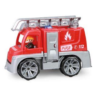 TRUXX Feuerwehr mit Leiter, Versandkarton