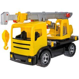 GIGA TRUCKS Kranwagen, gelb