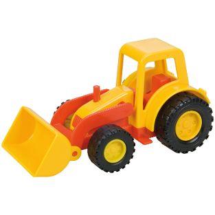 Mini Compact Traktor mit Schaufel, Schaukarton