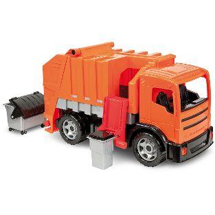 GIGA TRUCKS Müllwagen, Schaukarton