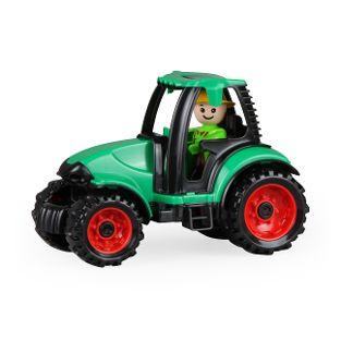 Truckies Traktor, Schaukarton