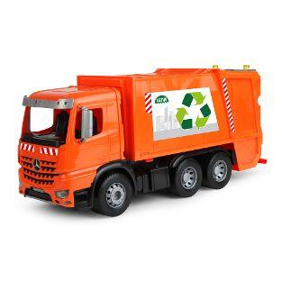 WORXX Müllwagen Arocs, Schaukarton