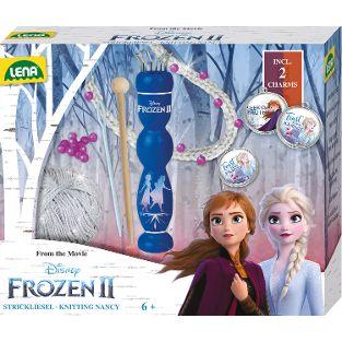 Strickliesel Disney Frozen II, Faltschachtel