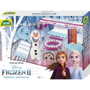 Strickset Disney Frozen II, Faltschachtel