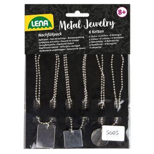 Nachfüllpack Metal Jewelry, Beutel