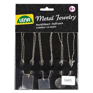 Nachfüllpack Metal Jewelry