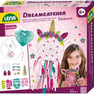 Dreamcatcher Einhorn, Faltschachtel