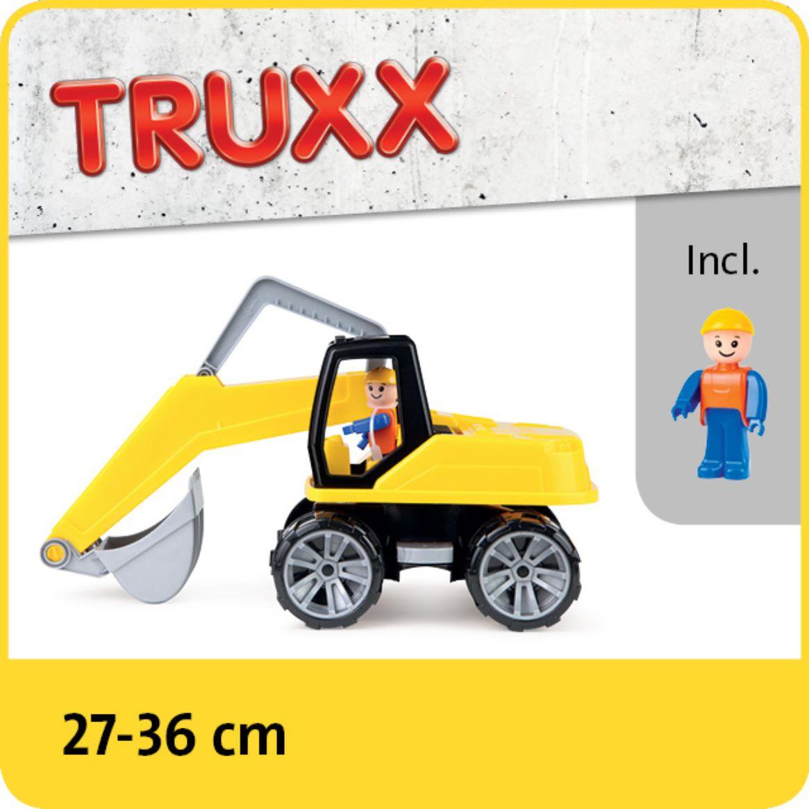 LENA TRUXX Fahrzeuge ab 2 Jahre Logo