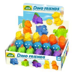 Spritztiere Dinosaurier, Display