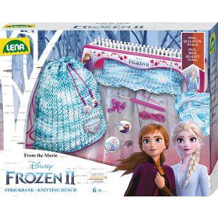 Strickbank Disney Frozen II, Faltschachtel