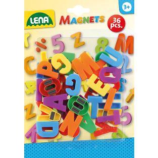 Magnet-Großbuchstaben