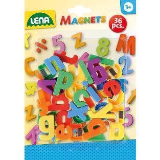 Magnet-Kleinbuchstaben