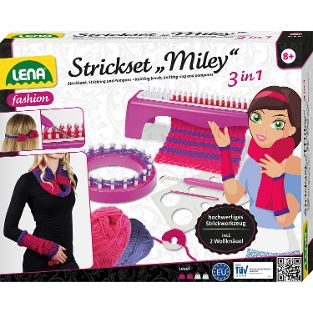 Strickset Miley 3 in 1