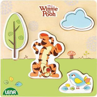 Holzlegespiel Disney WTP Tiger