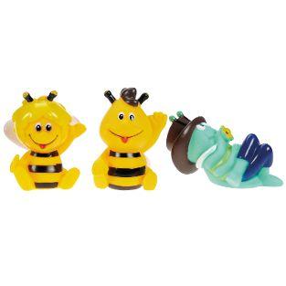 Spritztiere Biene Maja 3er-Set, Beutel