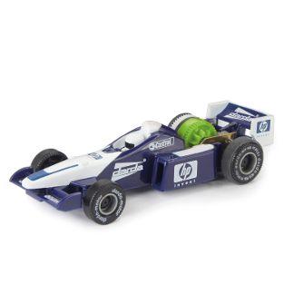 Formula blue Rennwagen