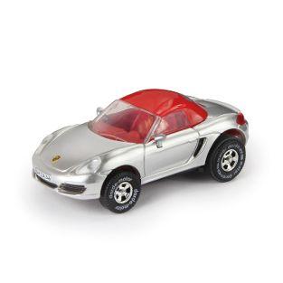 Porsche Boxster (Typ981)Cabriolet silber