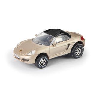 Porsche Boxster (Typ981)Cabriolet gold