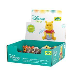 Disney Spritztiere Bambi, König der Löwen & Dschungelbuch, Display