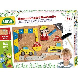 Hammerspiel Baustelle